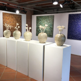 Jordi Marcet Rosa Vila-Abadal Transitant exposicio exposicion exhibition